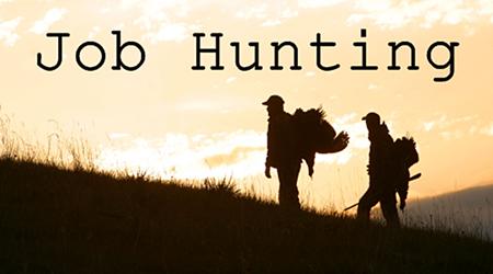 ##- Job Hunting - 450