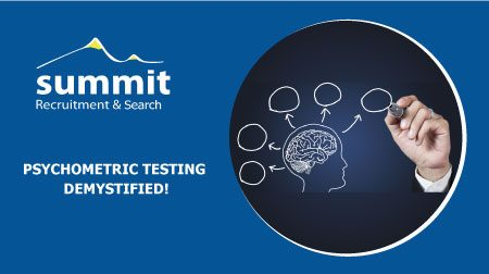 Psychometric testing demystified!