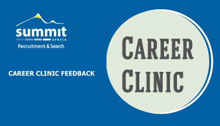 Career Clinic Feedback 2019