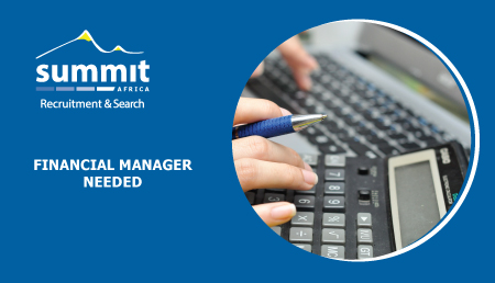 Summit Recruitment and Search - Financial Manager