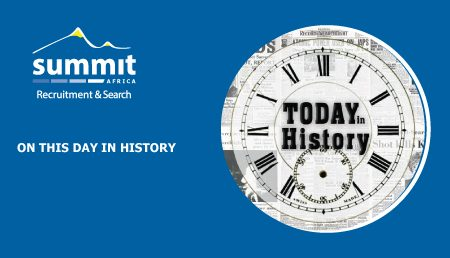 This Day In History – What Happened Today