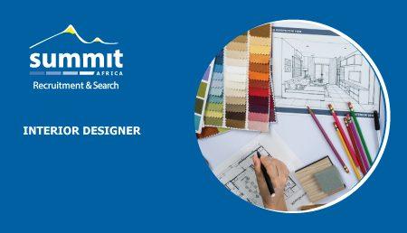 Interior Designer for an Interior Design & Construction Services company in Nairobi