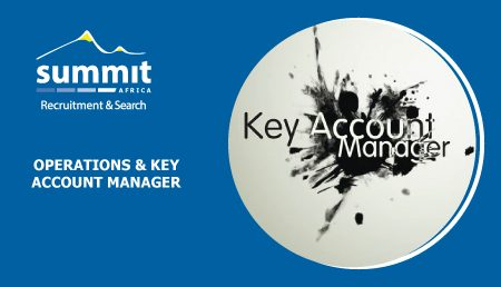 Operations/Key Account Manager in Nairobi