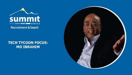 Tech Tycoon Focus: Mo Ibrahim