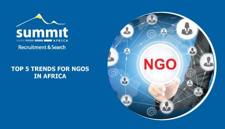 Top 5 NGO Trends In Africa 2019