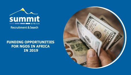 Funding Opportunities for NGOs in Africa in 2019