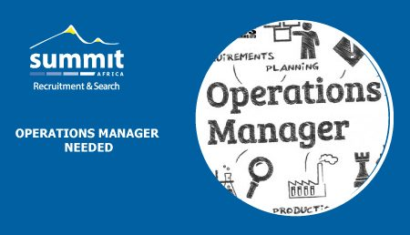 Operations Manager – Voi, Kenya