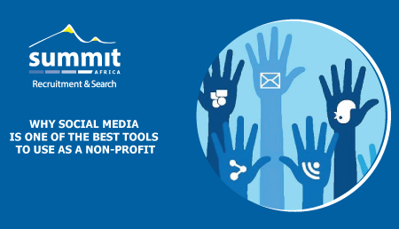 Why is social media one of the best practices for a NonProfit?