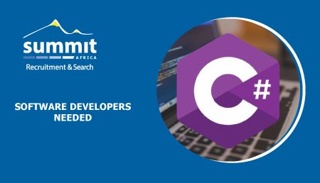 C# Software Developers – Multiple Positions