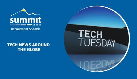 Tech news around the globe