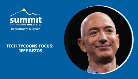Tech Tycoons Focus: Jeff Bezos
